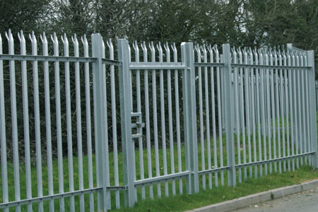 Palisade Fencing Birmingham Superseal Security Fencing